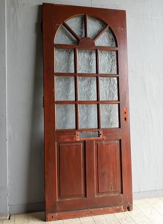 イギリス アンティーク ドア 扉 建具 8602