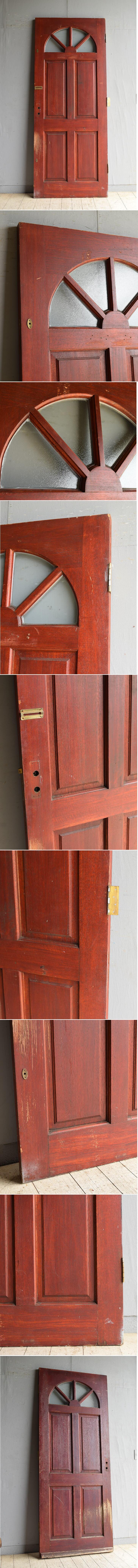 イギリス アンティーク ドア 扉 建具 8603
