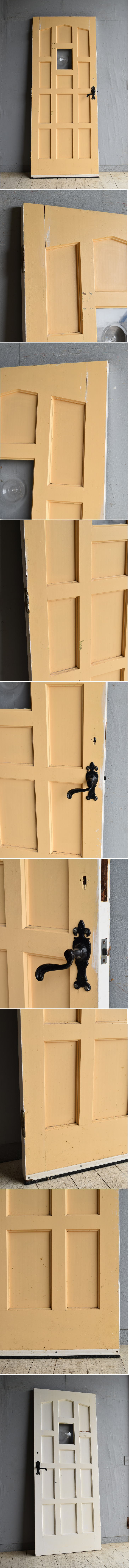 イギリス アンティーク ドア 扉 建具 8611