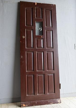 イギリス アンティーク ドア 扉 建具 8612