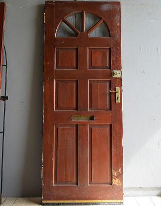 イギリス アンティーク ドア 扉 建具 8673