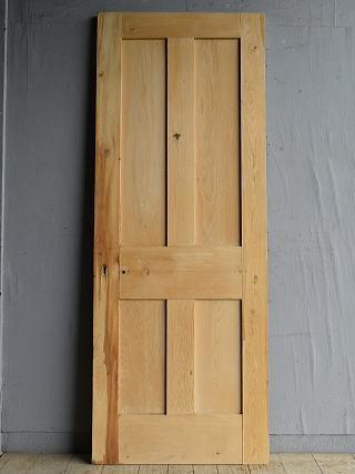 イギリス アンティーク オールドパイン ドア 扉 建具 8719