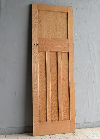 イギリス アンティーク オールドパイン ドア 扉 建具 8817