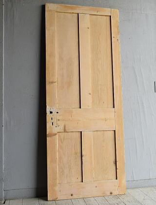 イギリス アンティーク オールドパイン ドア 扉 建具 8851