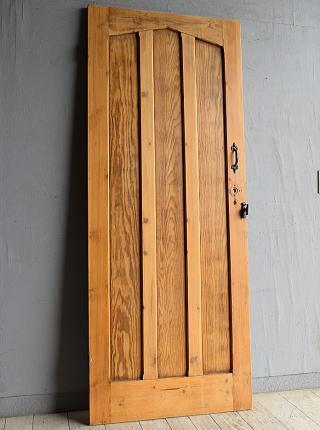 イギリス アンティーク パイン ドア 扉 建具 8877