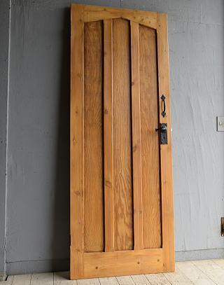イギリス アンティーク パイン ドア 扉 建具 9689