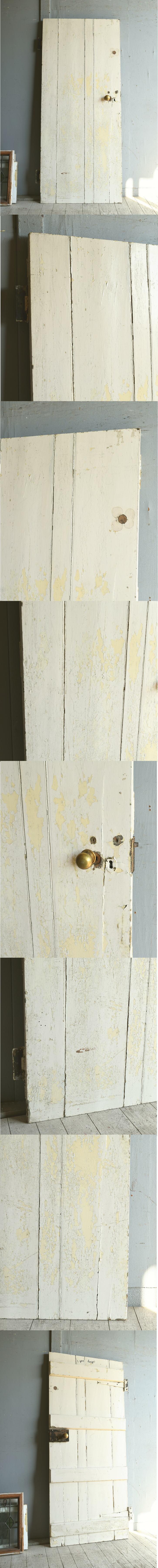 イギリス アンティーク ドア 扉 建具 9584