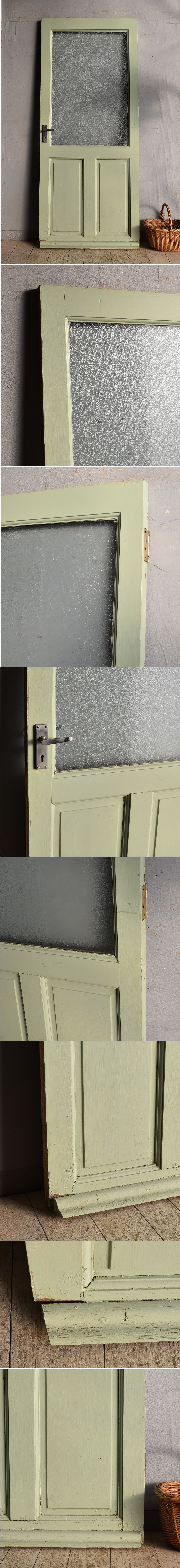 イギリス アンティーク ドア 扉 建具 8941