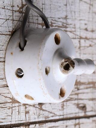 フレンチ アンティーク スイッチ 照明器具 9113