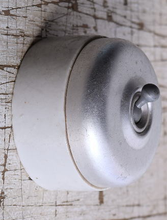 フレンチ アンティーク スイッチ 照明器具 9118
