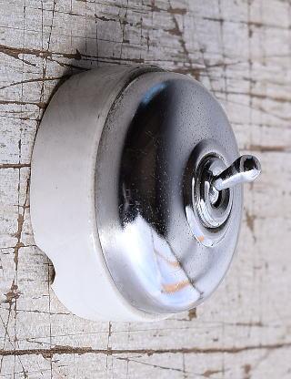 フレンチ アンティーク スイッチ 照明器具 9119