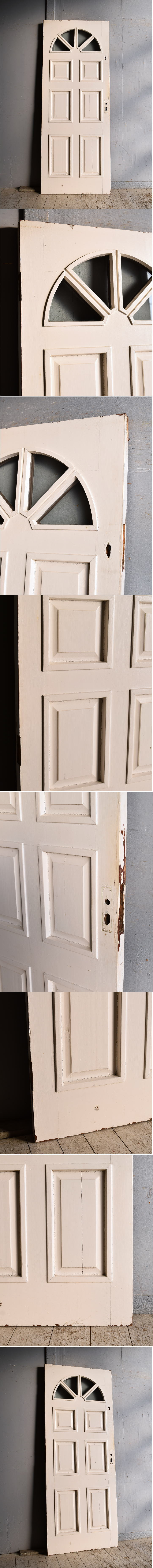 イギリス アンティーク ドア 扉 建具 9154