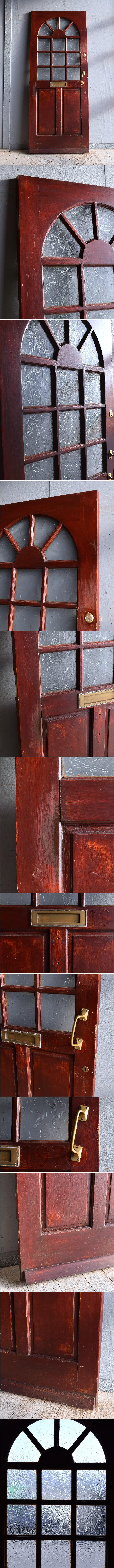 イギリス アンティーク ドア 扉 建具 9355