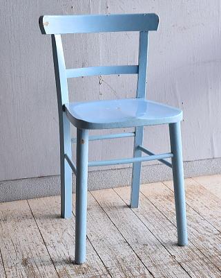 イギリス アンティーク家具 キッチンチェア 椅子 9361