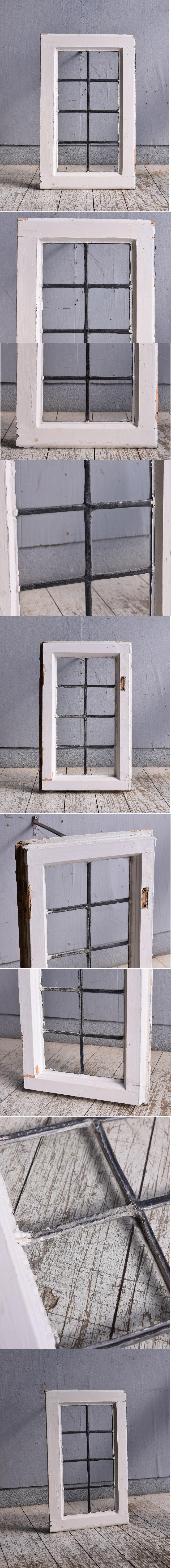 イギリス アンティーク 窓 無色透明 9386