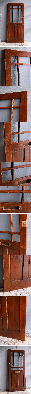 イギリス アンティーク ドア 扉 建具 9390