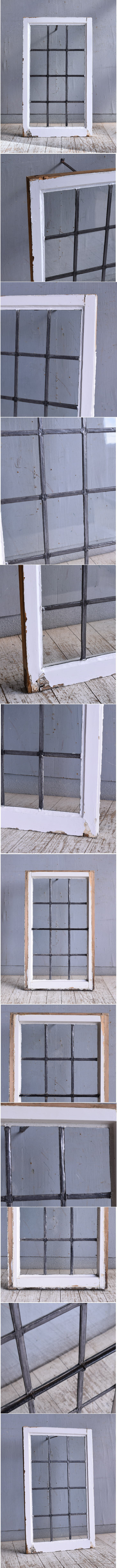 イギリス アンティーク 窓 無色透明 9395