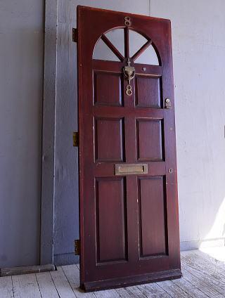 イギリス アンティーク ドア 扉 建具 9505