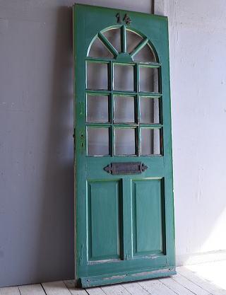 イギリス アンティーク ドア 扉 建具 9507