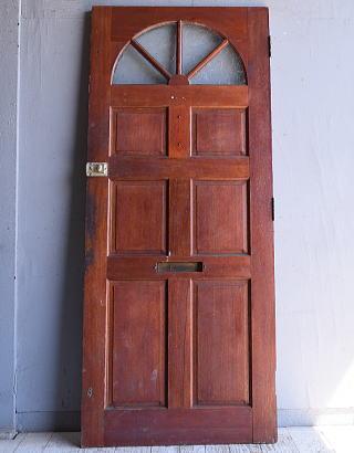 イギリス アンティーク ドア 扉 建具 9534