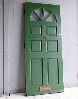 イギリス アンティーク ドア 扉 建具 9556