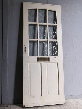 イギリス アンティーク ドア 扉 建具 9648