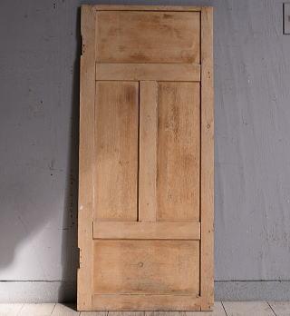 イギリス アンティーク カップボードドア パイン 扉  9711