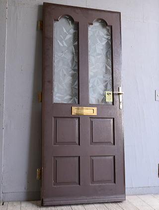 イギリス アンティーク ドア 扉 建具 9779