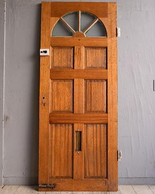 イギリス アンティーク ドア 扉 建具 9844