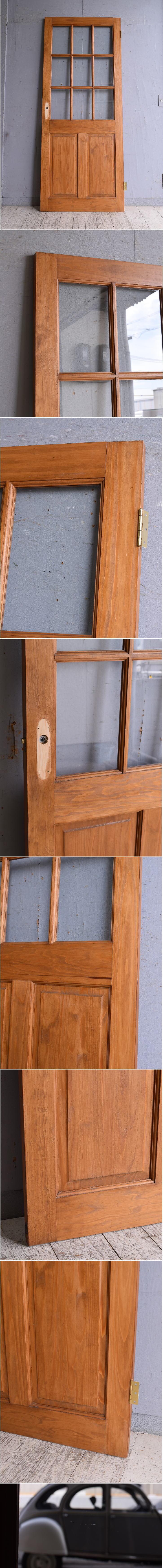 イギリス アンティーク ドア 扉 建具 9854