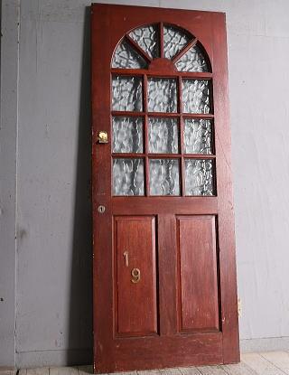 イギリス アンティーク ドア 扉 建具 9856