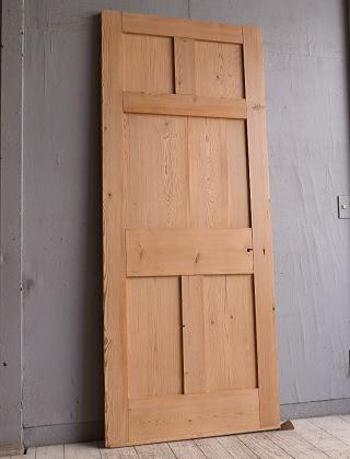 イギリス アンティーク パイン ドア 扉 建具 9897