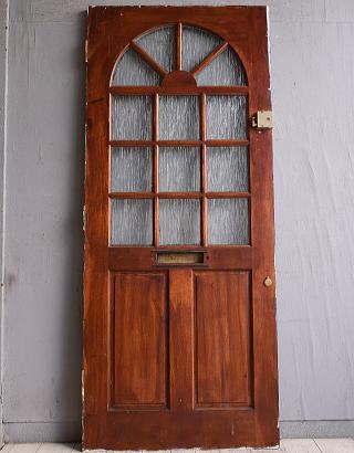 イギリス アンティーク ドア 扉 建具 9904