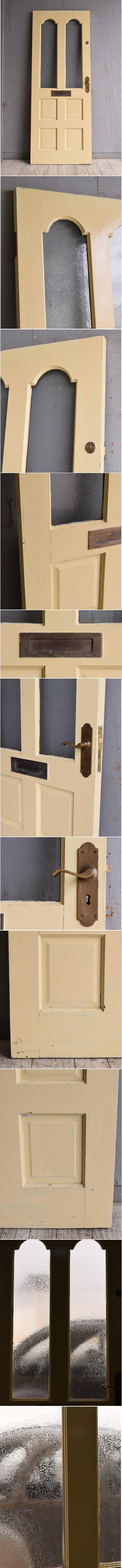 イギリス アンティーク ドア 扉 建具 9946